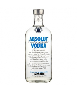 ABSOLUT VODKA 40° 70 CL