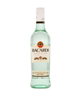 BACARDI 37.5° 70 CL