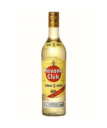 HAVANA CLUB 3 ANS 40° 70CL