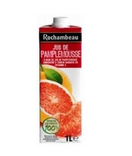 JUS DE PAMPLEMOUSSE ROCHAMBEAU 1L