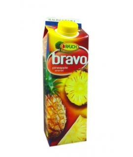 JUS D'ANANAS BRAVO 1L